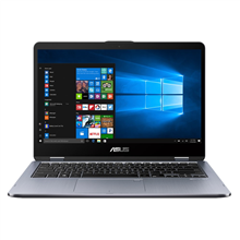 ASUS VivoBook Flip 14 TP410UF Core i5 8GB 1TB With 256GB SSD 2GB Touch Laptop